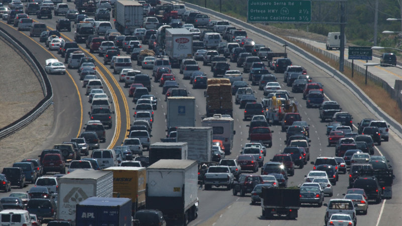 America has the worst traffic in the world