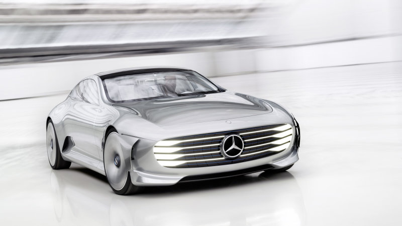 Mercedes-Benz to take on Tesla with electric performance sedan