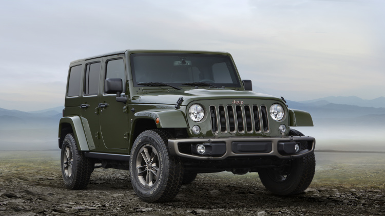 FCA spends $1 billion to upgrade Jeep factories