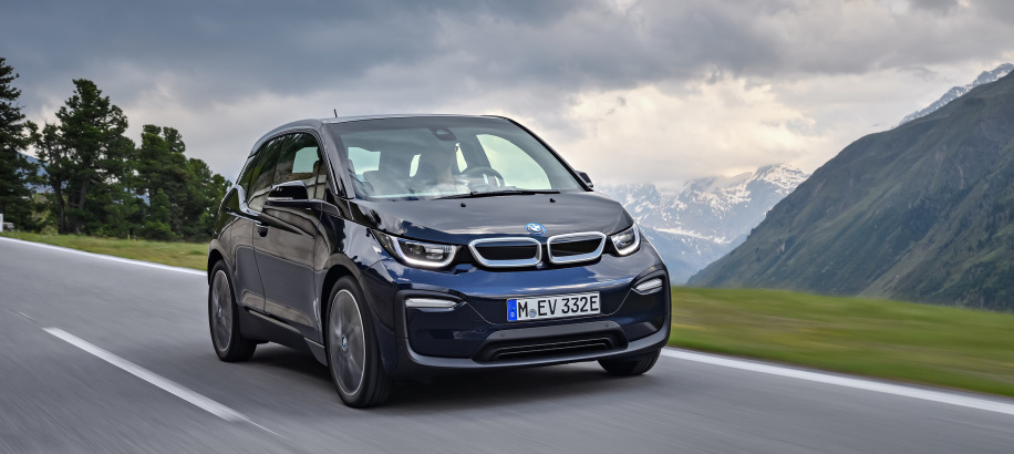 2018 BMW i3 announced, with new i3s performance model