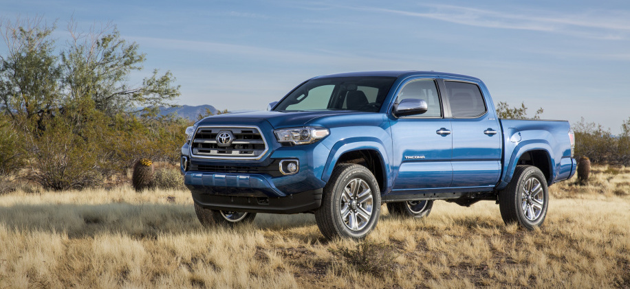 Hybrid Toyota pickup still under consideration