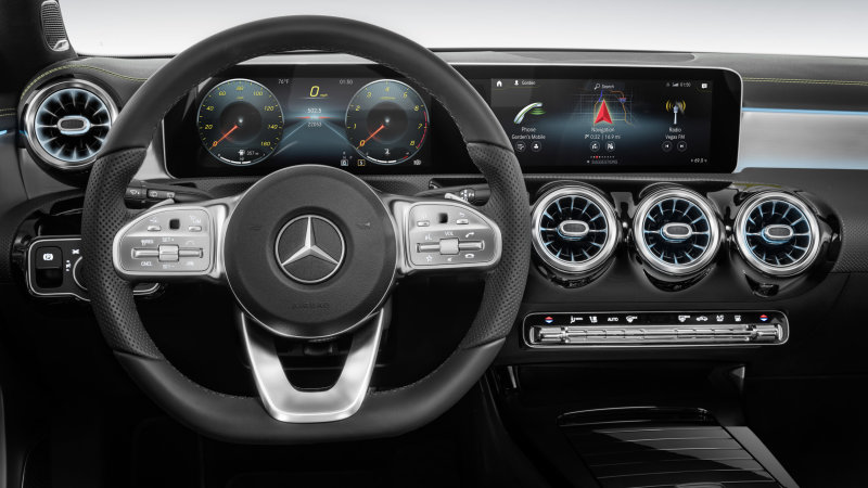 Mercedes-Benz infotainment system hopes to be Siri of cars