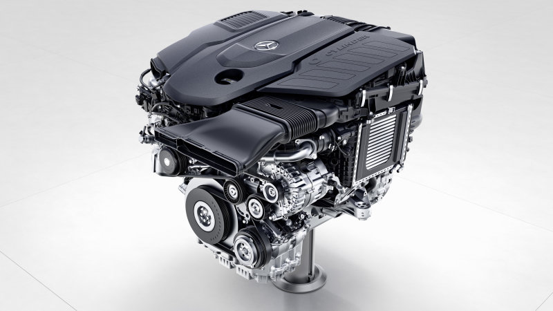 Mercedes-Benz to drop V6 engines in favor of new inline-sixes