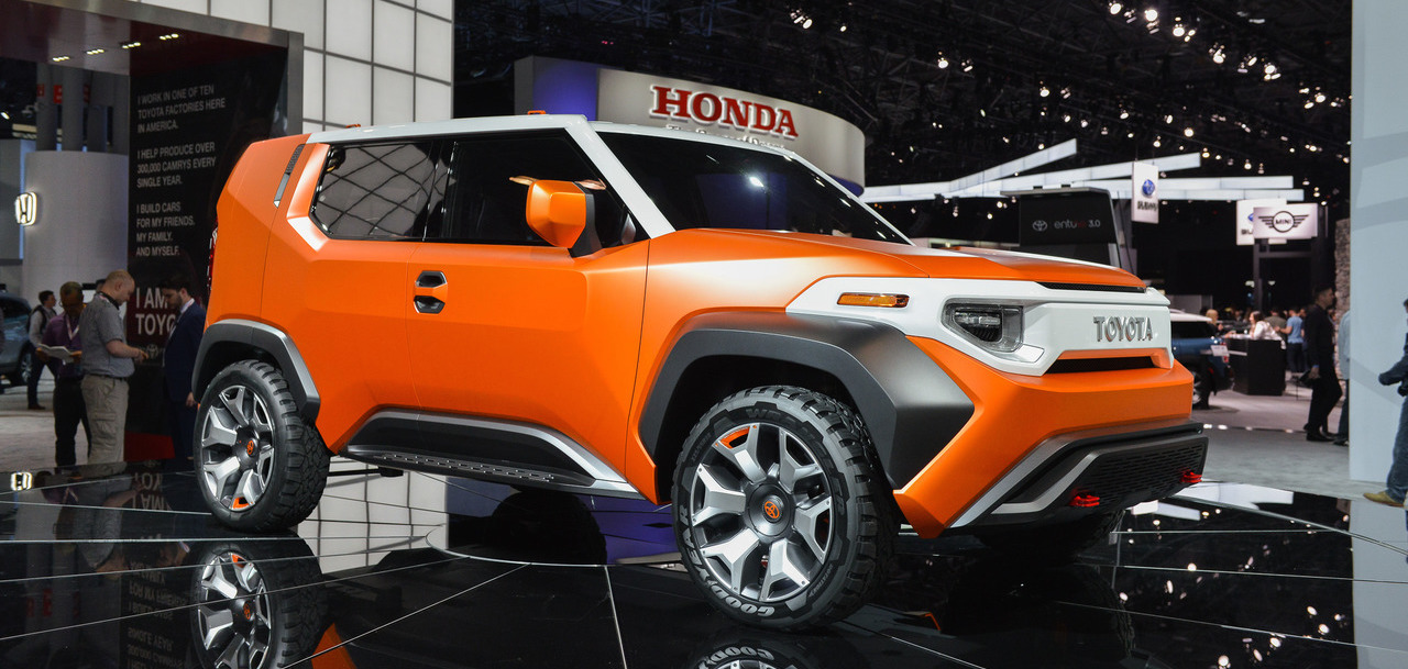 Toyota Hints At FJ Cruiser Revival To Take On The Wrangler