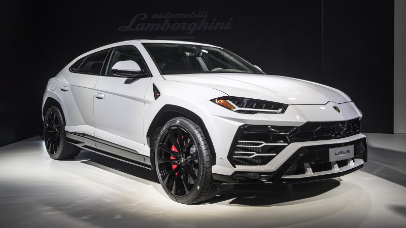 Lamborghini CEO says Urus brings lots of new customers from Russia and India