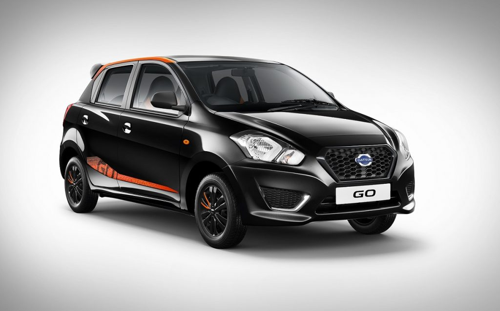 Datsun GO Remix & Datsun GO+ Remix limited editions launched