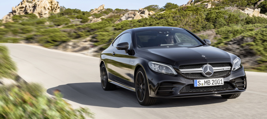 2019 Mercedes-Benz C-Class Coupe and Cabriolet revealed ahead of New York