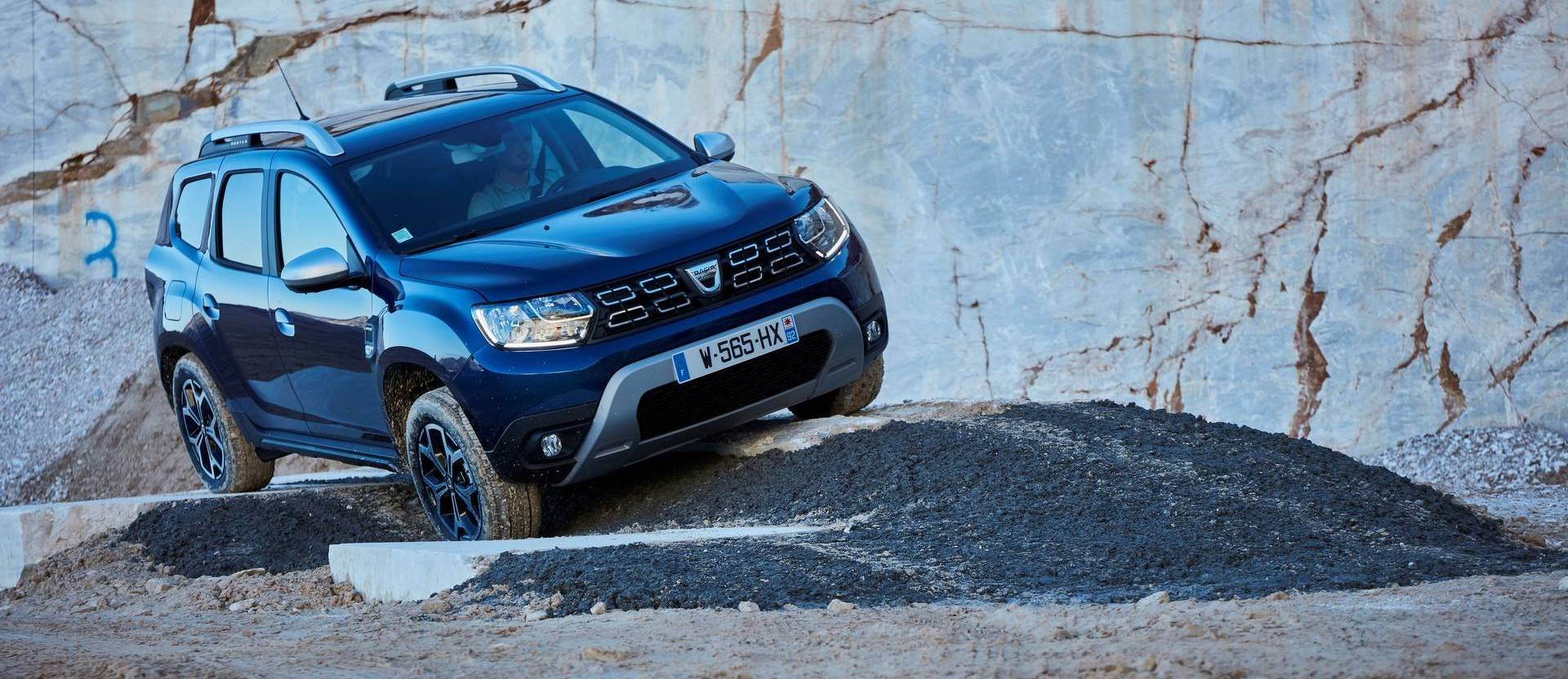 Dacia Duster Gets New Blue dCi Engines With More Power