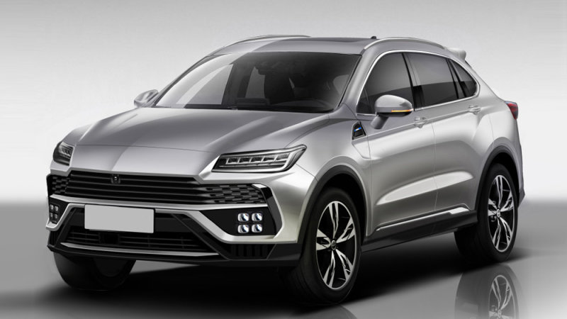 No Bull: Chinese Brand Creates Knockoff Lamborghini Urus