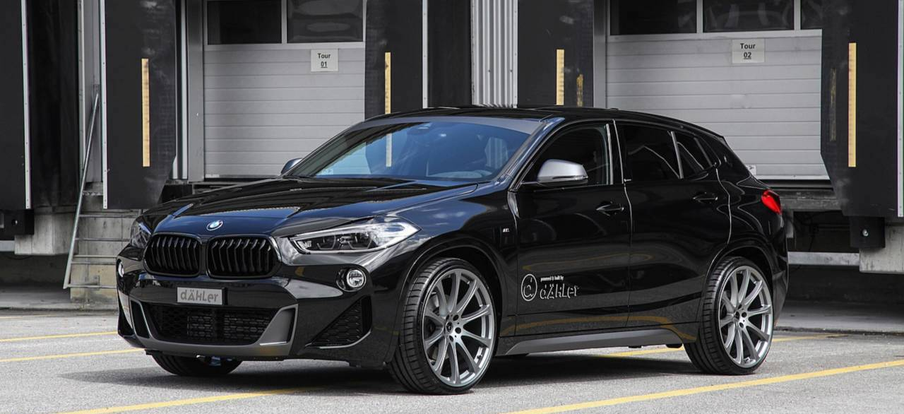 Tuners Have Already Gotten Their Hands On The BMW X2
