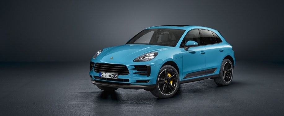 Porsche unveils updated 2019 Macan
