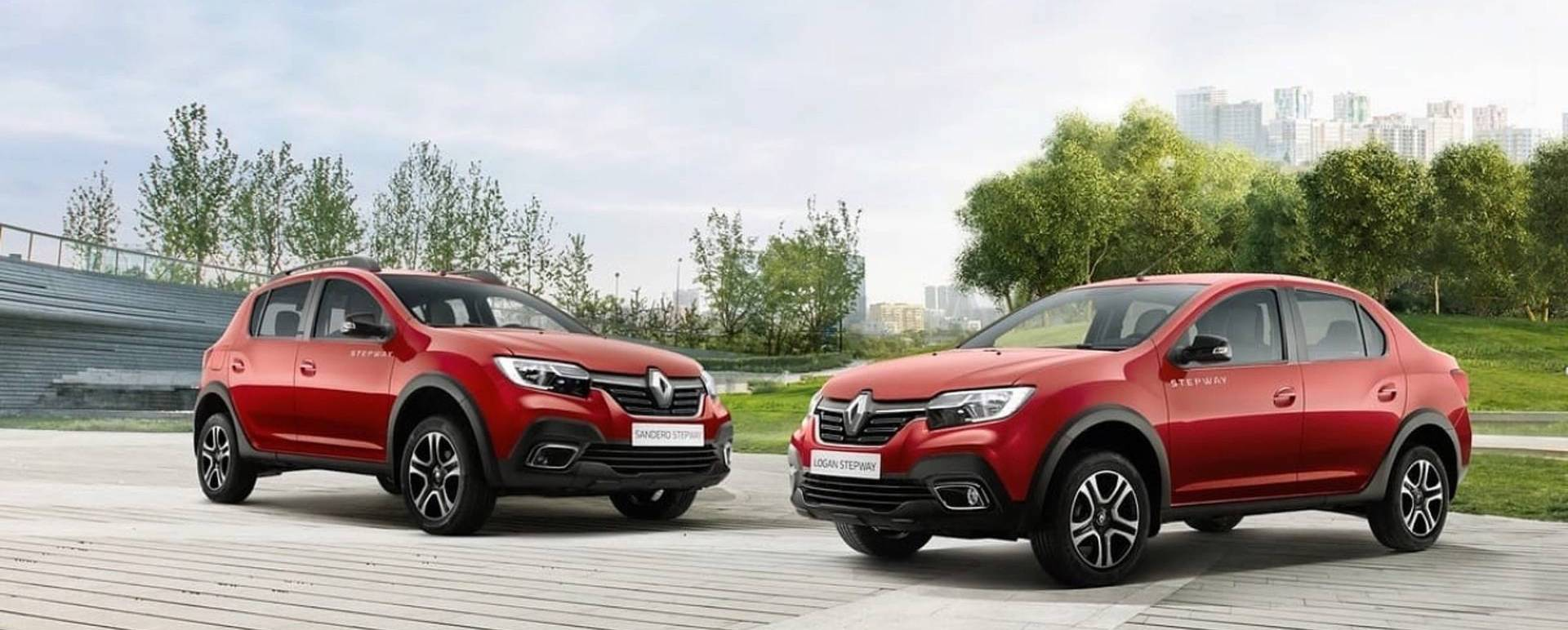 Renault Logan Stepway Is The Rugged Sedan We Weren't Expecting