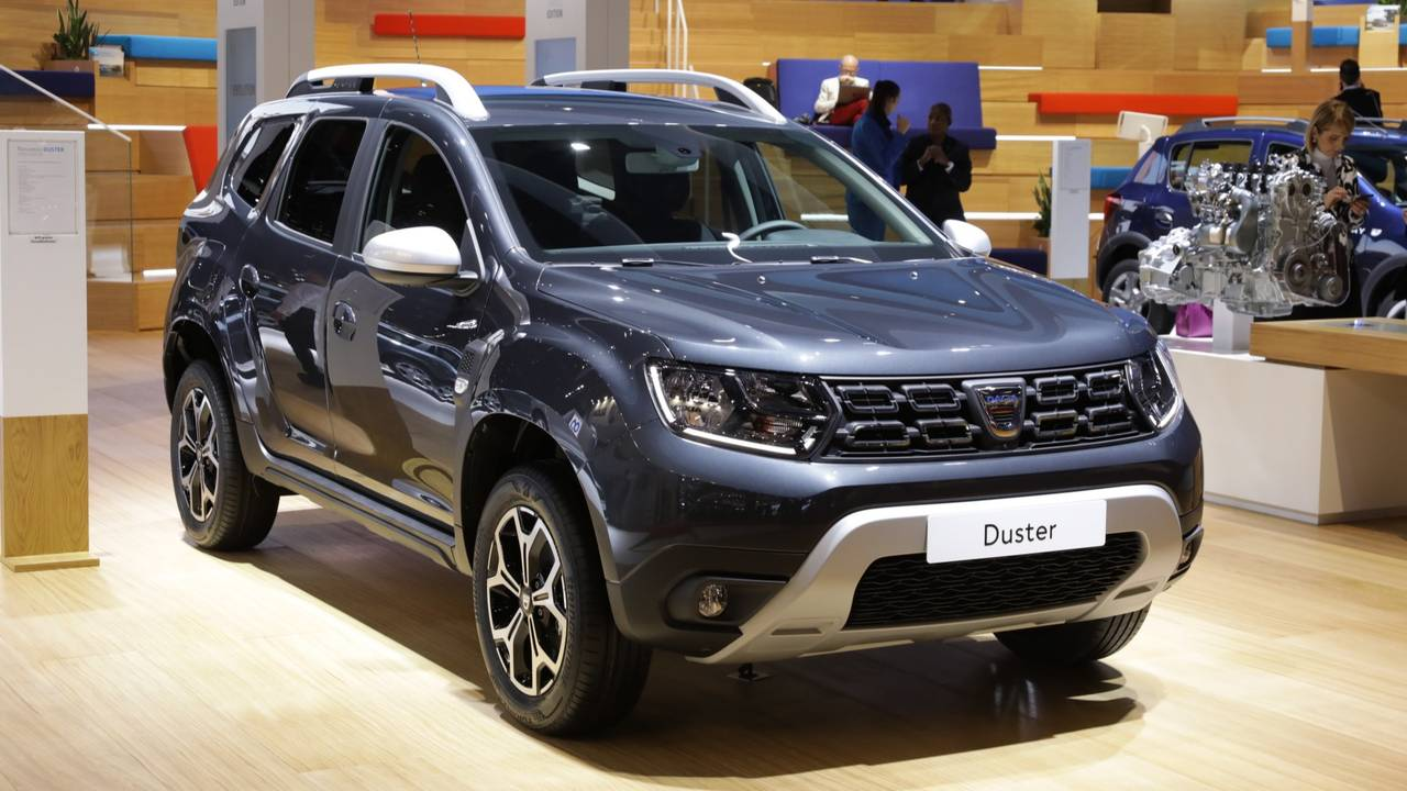 Dacia Duster Gains 1.3-Liter Gasoline Engine With Up To 150 HP