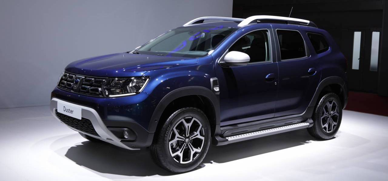 Renault Finds Similarities Between Dacia Duster And Ford Mustang