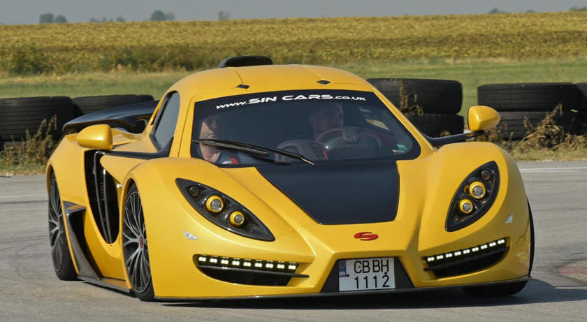 This Bulgarian Supercar Company Wants To Raise $12 Million For... EV City Cars?