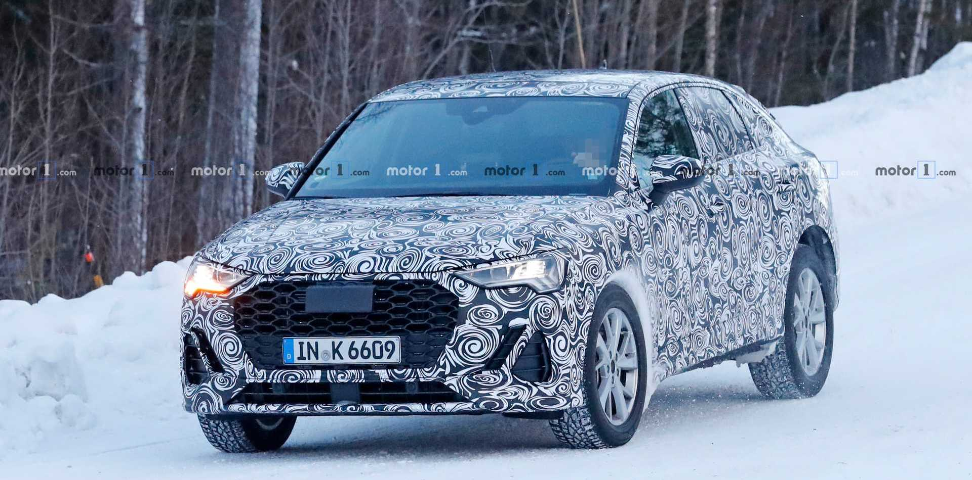 2020 Audi Q4 Returns In Best Spy Shots To Date