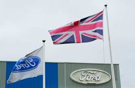 Ford figures no-deal Brexit could cost it $1 billion
