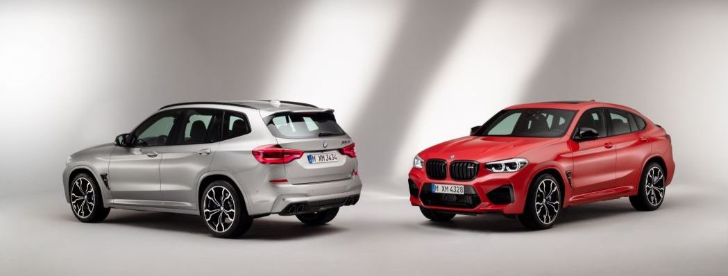 2020 BMW X3 M and X4 M are performance bargains with a burly new engine