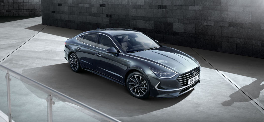 2020 Hyundai Sonata tries to win back former design glory with bold new look