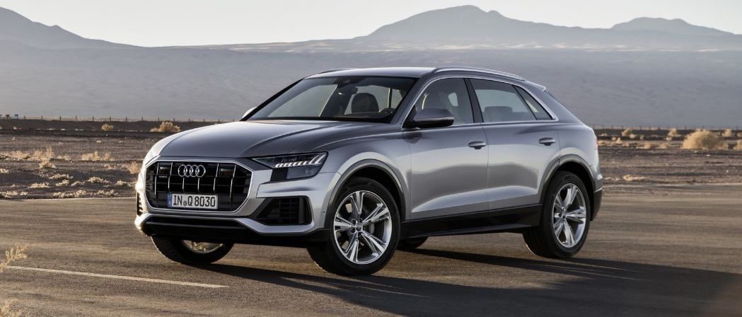 2019 Audi Q8, A6 score high in IIHS safety tests