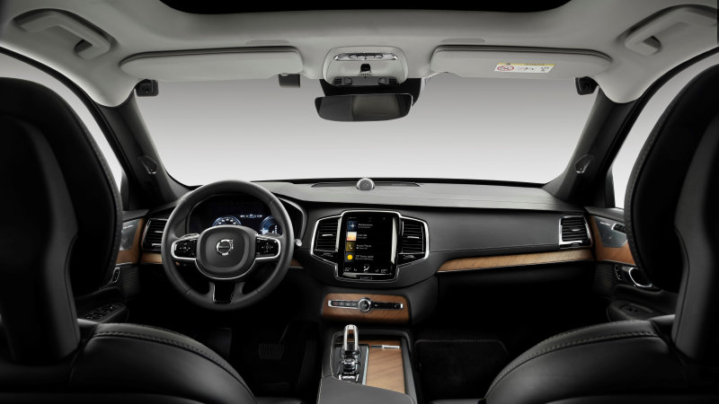 Volvo Will Use In-Car Cameras To Detect Drunk, Distracted Driving