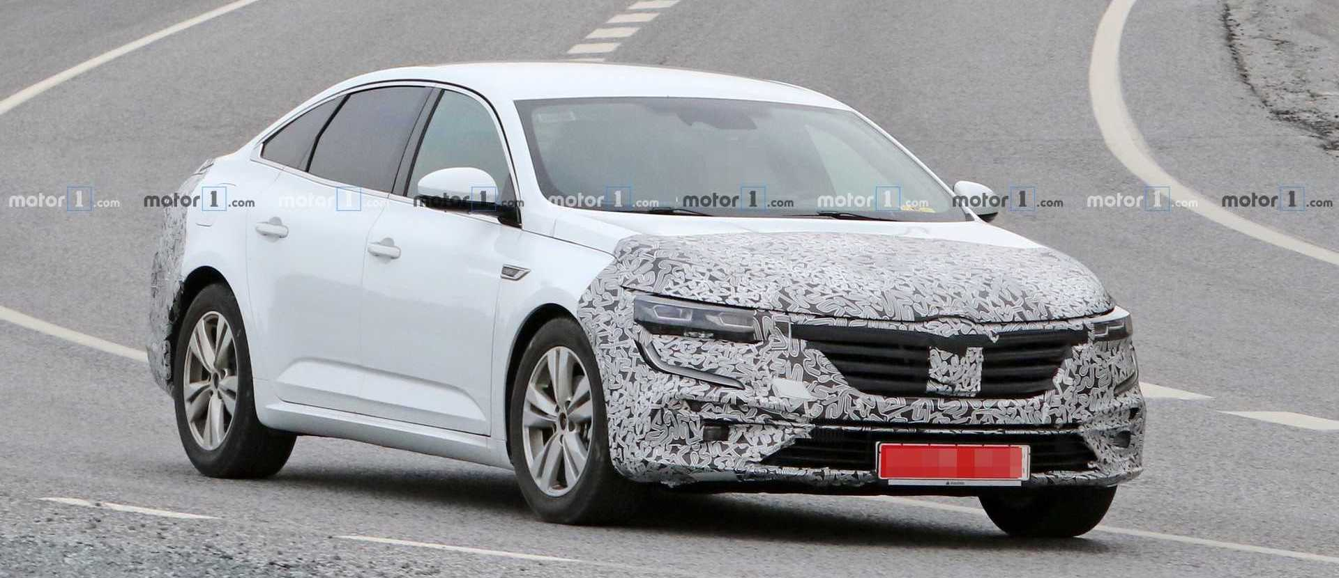Renault Talisman Spied Getting Ready For Minor Refresh