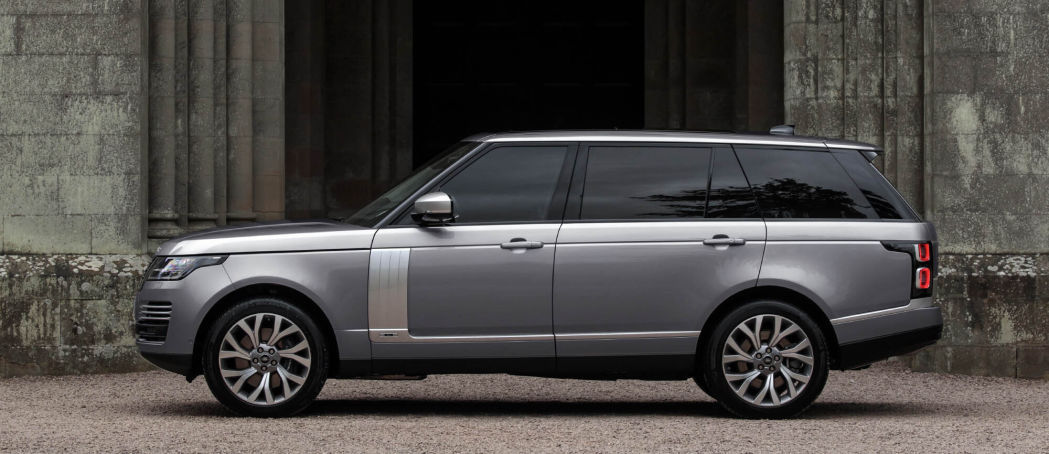 2020 Range Rover adds supercharged and turbocharged inline-six with a 48-volt system