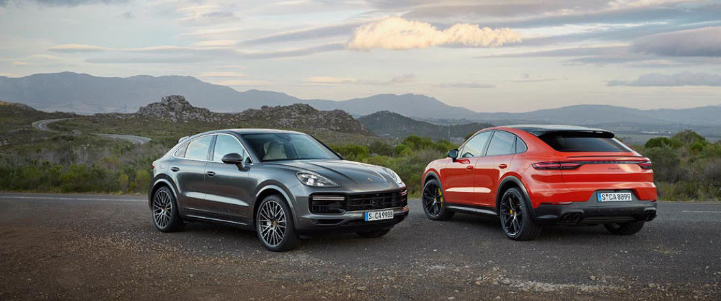 Porsche's GT division planning a Cayenne Coupe with Lamborghini Urus engine