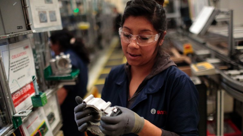 Auto industry scrambles to get ahead of Trump Mexican tariffs