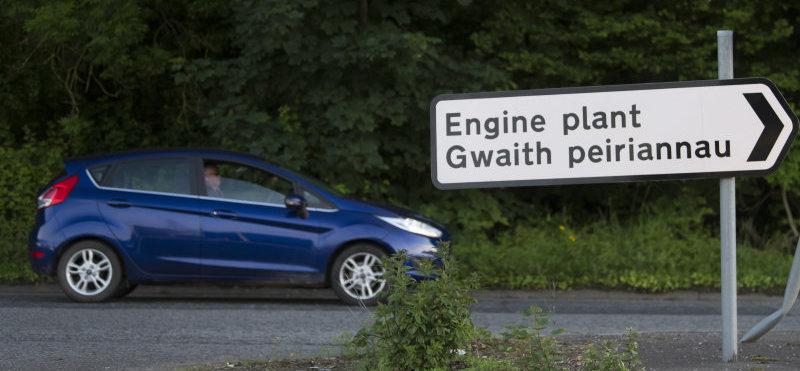 Ford to close engine plant in Wales; 1,700 jobs at risk