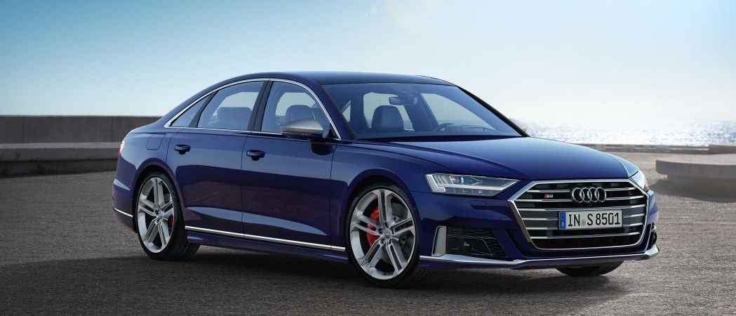 2020 Audi S8 revealed with a whopping 571 horsepower