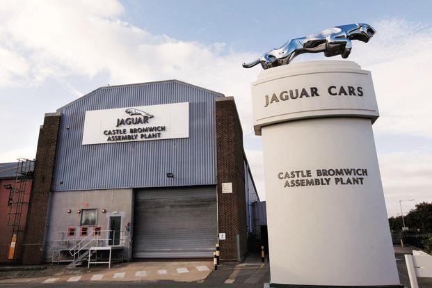 Jaguar Land Rover to upgrade Castle Bromwich plant to build EVs