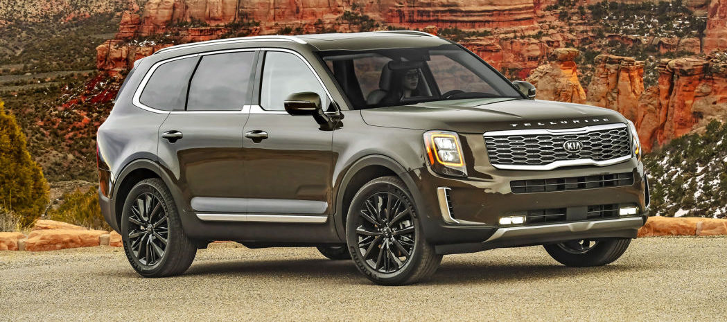 2020 Kia Telluride picks up second highest Top Safety Pick award