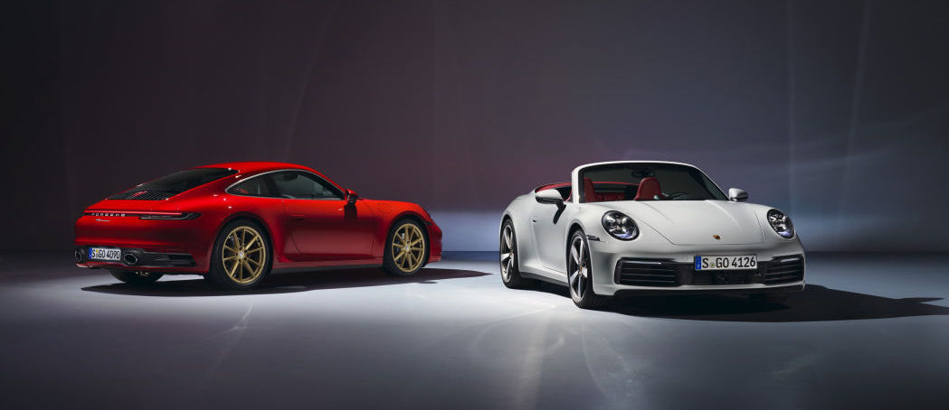 2020 Porsche 911 Carrera base model revealed