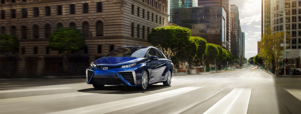 Toyota Mirai second generation will break cover in 2020