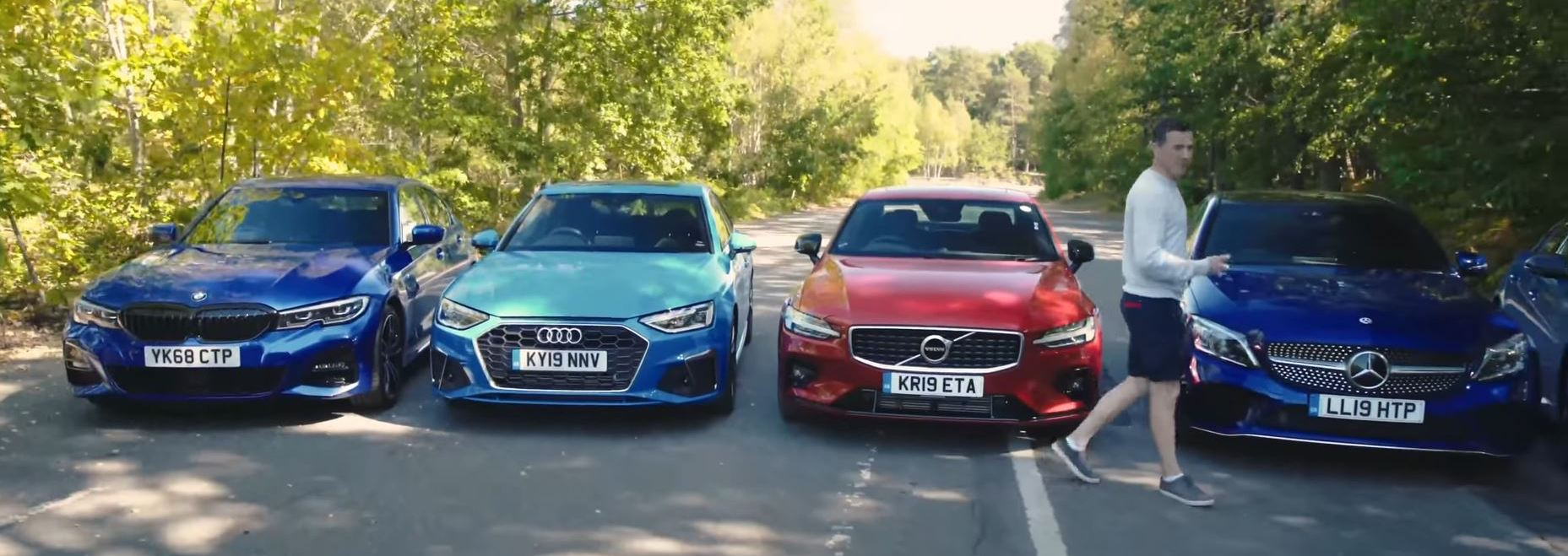 BMW 3 Series Review vs. Audi A4, C-Class, Volvo S60 and Giulia Sports Sedans