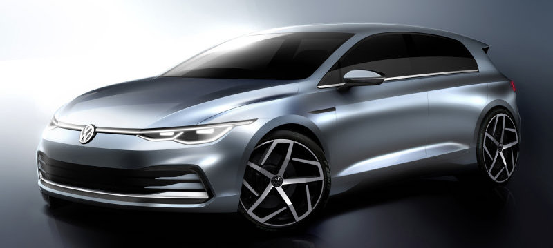 Next-generation VW Golf finally gets a reveal date