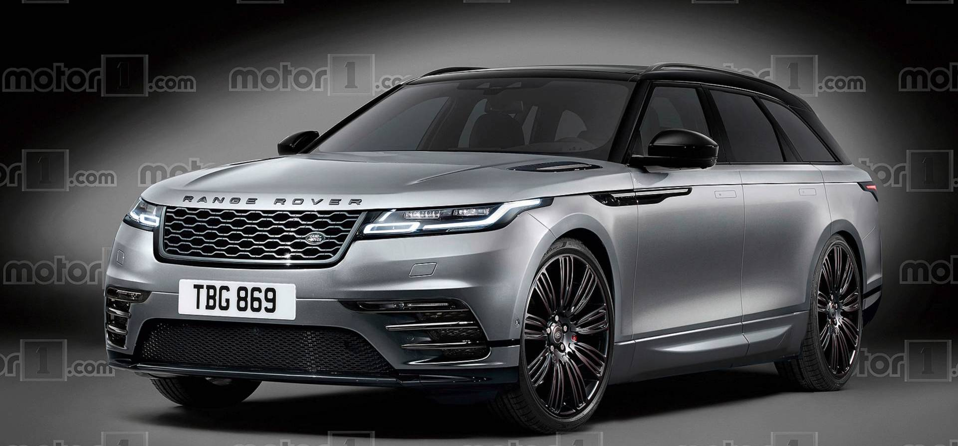 Range Rover's First EV Will Be A 'Medium SUV'