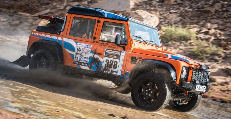 Jaguar Land Rover rescues British off-road tuner Bowler