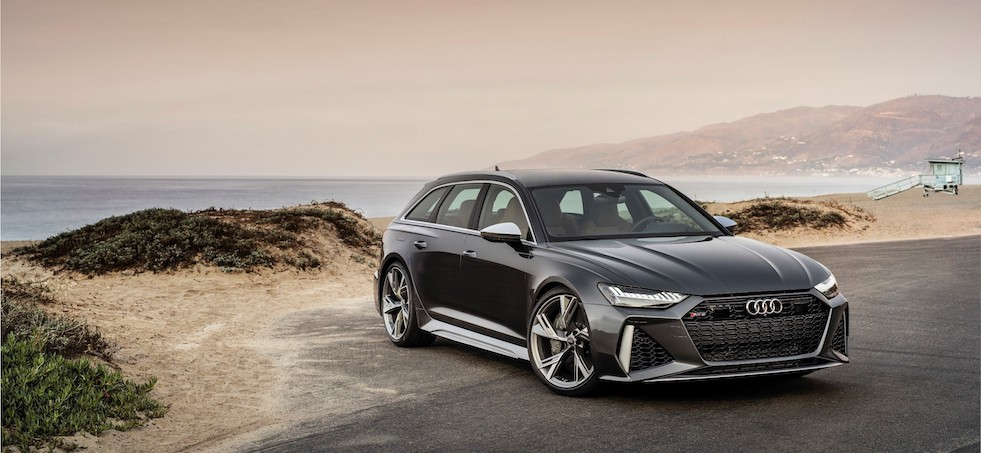 Audi RS 6 Avant, RS 7 Sportback Now Available to Order in the United Kingdom
