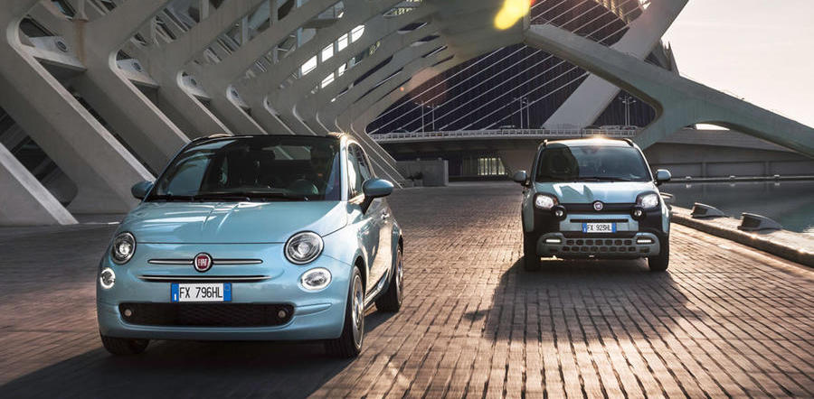 Mild hybrid 500 and Panda become Fiat's first electrified models