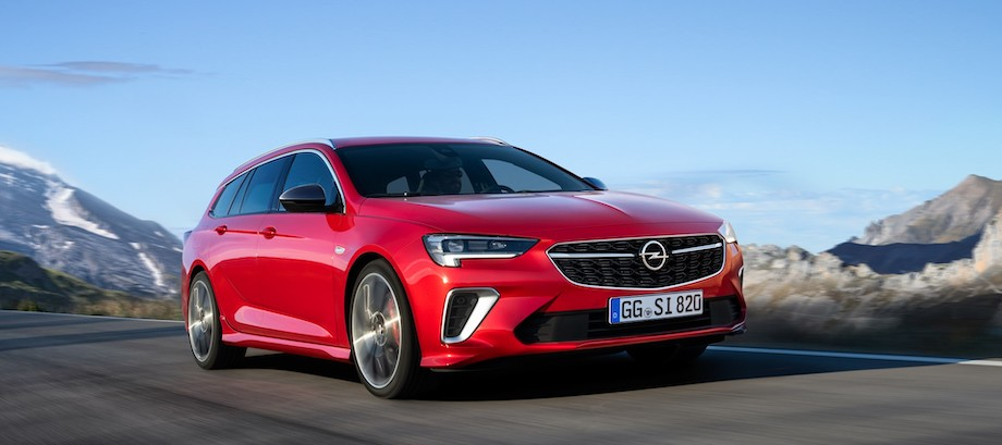 Opel Insignia GSi Facelift Brings New Engine And Transmission