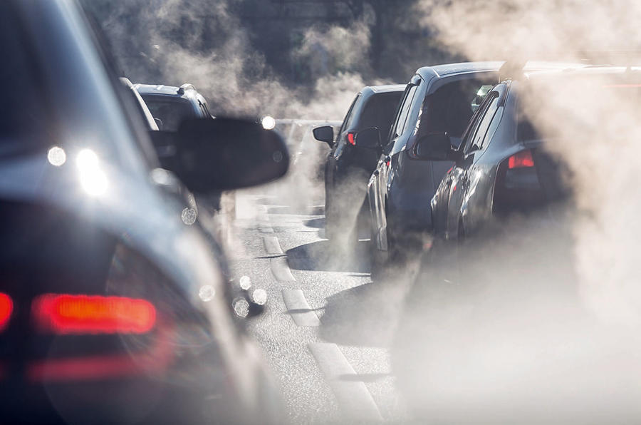 Non-zero-emissions cars to be banned in UK by 2035