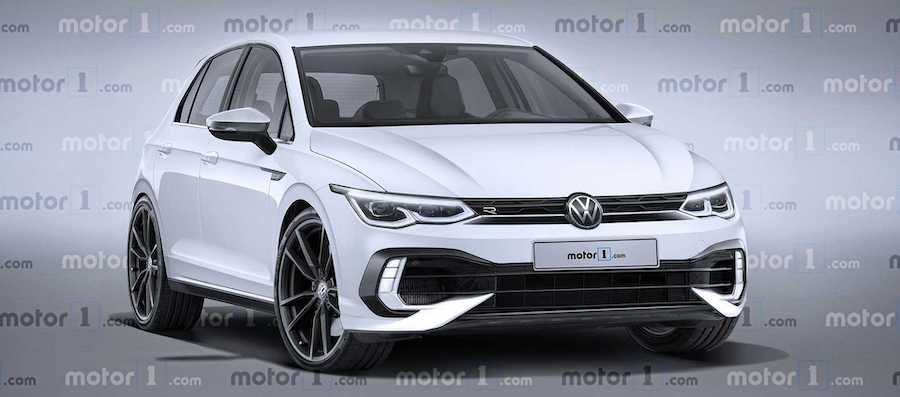 VW Says The New Golf R Will Be A 'Real Driving Machine'