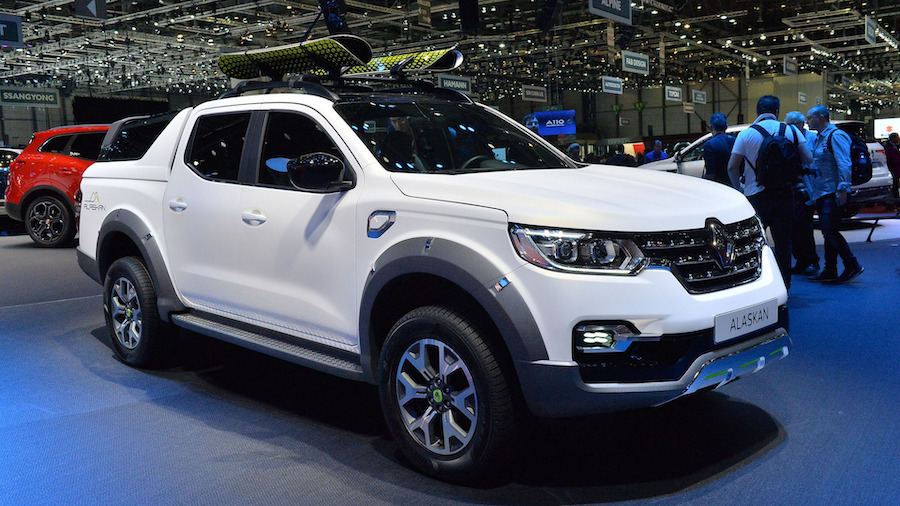 Renault Says Big Pickup Trucks Are An Old Dream Of European Designers