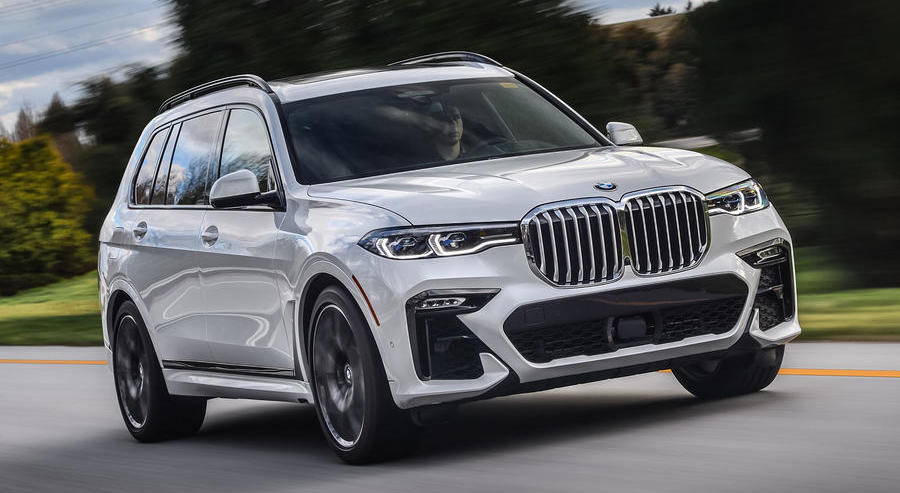BMW X7 M50i 2020 review