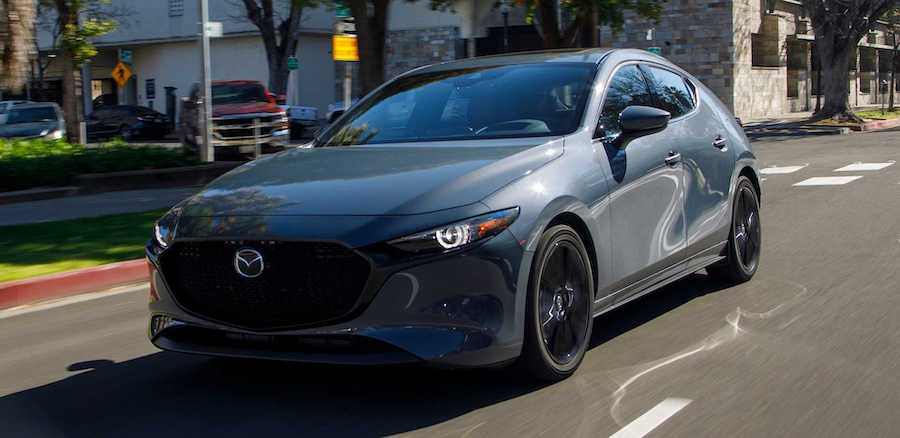 2021 Mazda 3 Could Get Turbocharged All-Wheel-Drive Option: Report