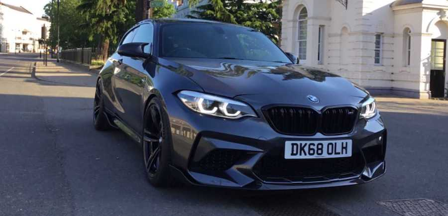 Fantastic BMW Hot Hatch Comes From Combining BMW M140i And M2