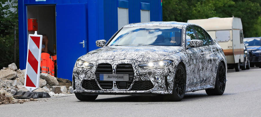 2020 BMW M3 to share radical front end with new M4
