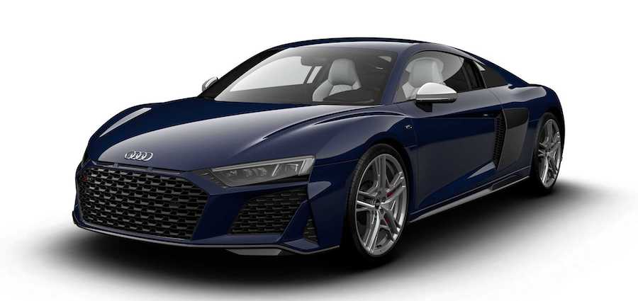 Audi Cancelling Base Model R8, Says Farewell With Limited Edition